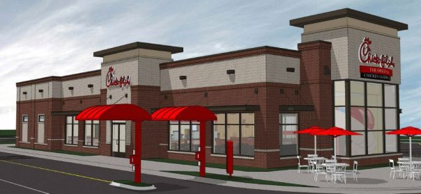 Ross Haigler Group Blog New Chickfila in Indian Trail